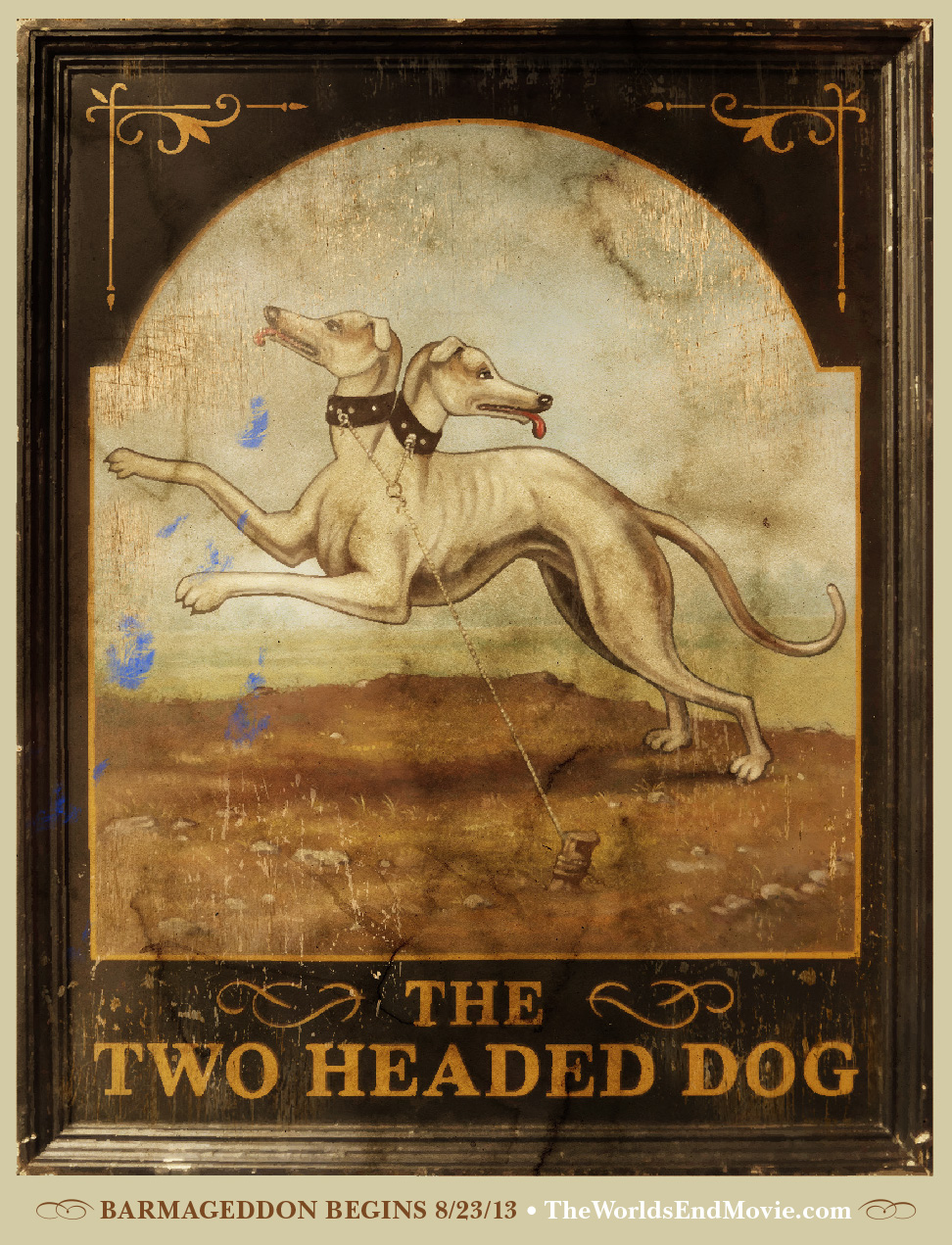 The Two Headed Dog